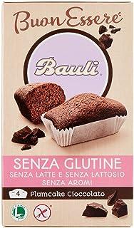 Bauli Plumcake Gusto Cioccolato, 4 x 33g
