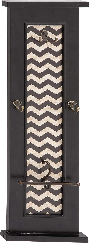 Benzara 97231 Attractive Styled Wood Wall Hook