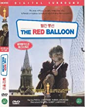 The Red Balloon DVD (Import,region Free,sealed,new)