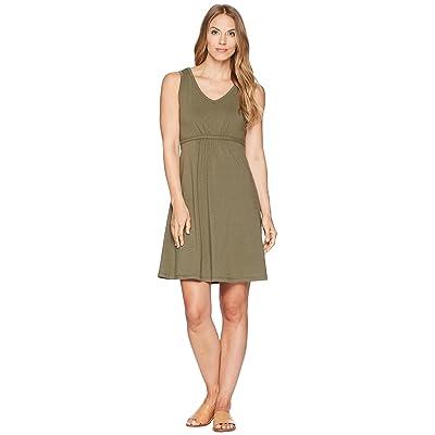 FIG Clothing Hip Dress (Mangrove) Women