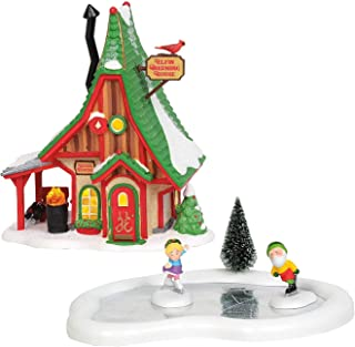 Department 56 North Pole Series Village Skating Party - Set