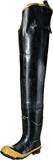 """حذاء عمل رجالي من Lacrosse مقاس 32"""" أسود صلب عند الأصابع"""