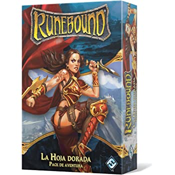 Runebound Third Edition The Gilded Blad Fantasy Flight Publishing RB04