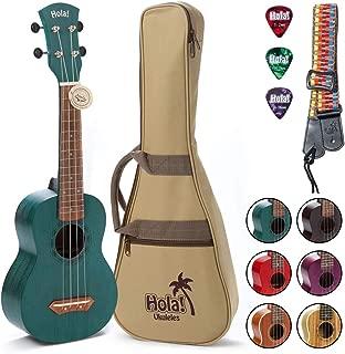 solid wood ukulele