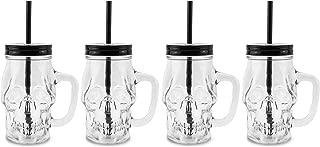 Best skull shaped mason jars Reviews