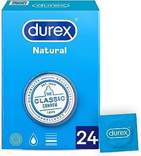 comprar comparacion Durex Natural Comfort Preservativos Original 24 Unidades