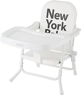 カトージ パイプローチェア ニューヨークベビー ホワイト (NewYorkBaby) 18600
