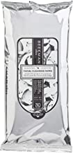 product image for Beekman 1802 - Face Wipes - Vanilla Absolute - Biodegradable Makeup Remover Wipes for Face & Eye Makeup - Cleansing Wipes for Face, No Alcohol - Goat Milk Facial Wipes - 6 oz