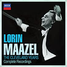 Lorin Maazel: The Cleveland Years