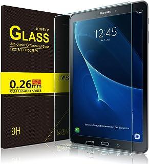 IVSO Premium Protector de Pantalla de Vidrio Templado para Samsung Galaxy Tab A 10.1 2016 T580N/T585N Tablet(Tempered-Glas...