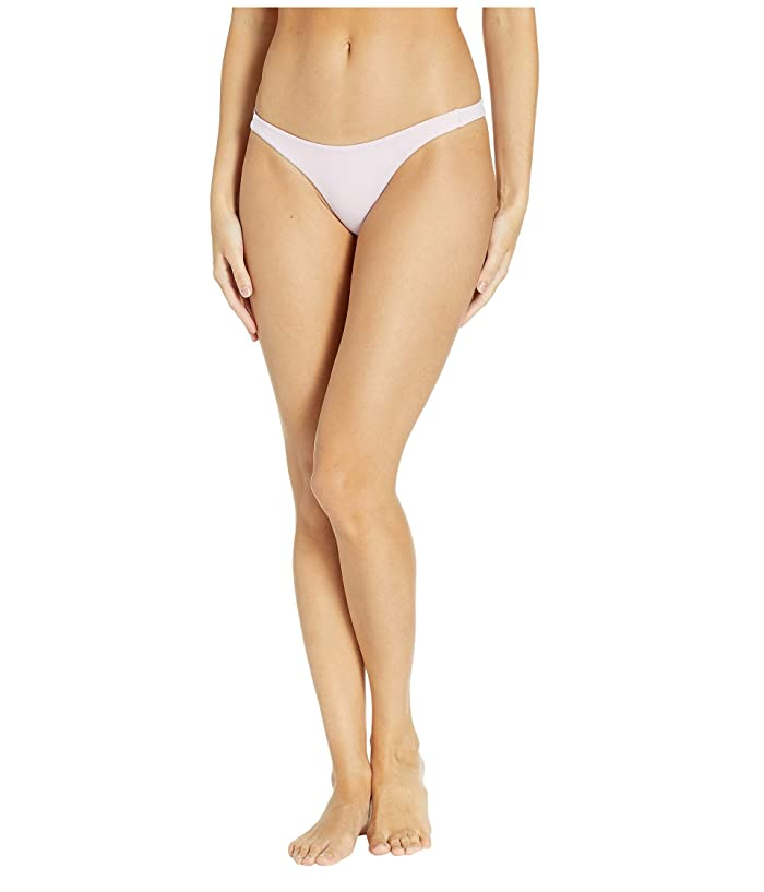 RVCA Solid Skimpy Bottoms (Orchid) Women