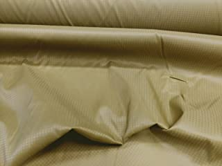 Discount Fabric Ripstop Rip Stop Nylon Coyote Brown RS20
