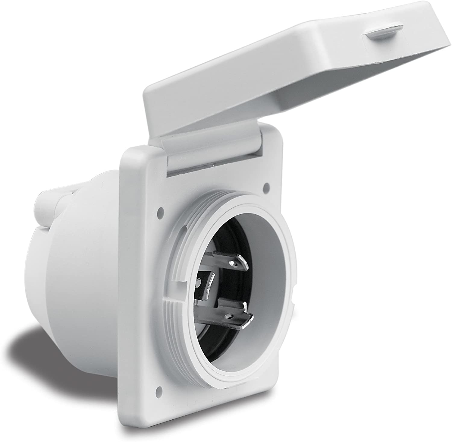 MARINCO Male Socket with Rear Predection for Valox Resin Cables