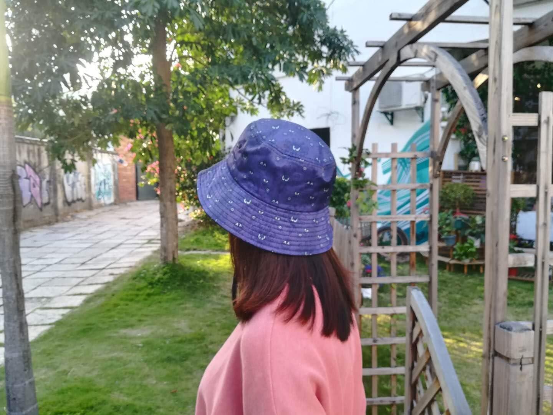 MSGUIDE Unisex Bucket Hat Outdoor UV Protection Fisherman Cap for Men Women