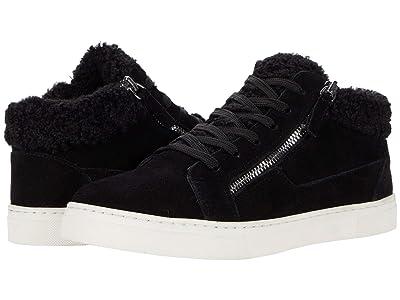 Steve Madden Kameo Sneaker (Black Suede) Women