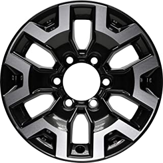 Partsynergy Replacement For New Aluminum Alloy Wheel Rim 16 Inch Fits 16-17 Toyota Tacoma 6-139.7mm 12 Spokes