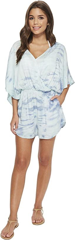 Heaven Eliza Kimono Sleeve Romper