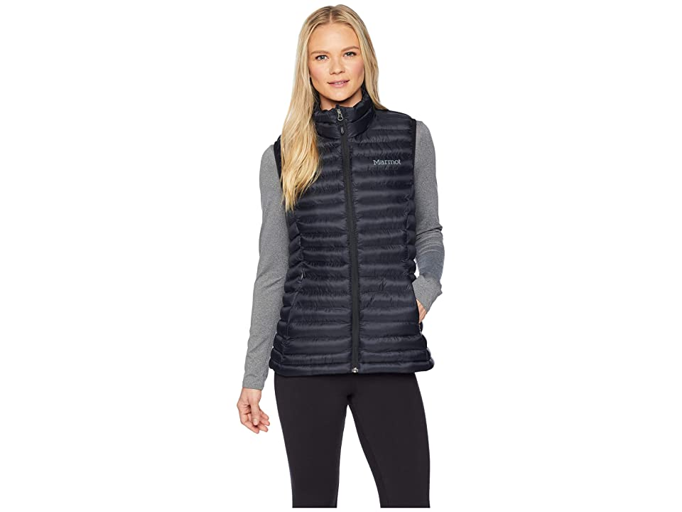 Marmot Solus Featherless Vest (Black) Women
