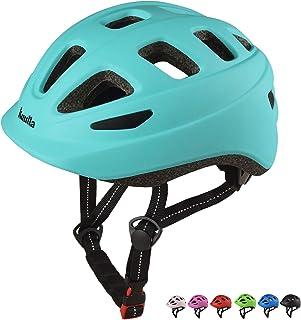 Kuulla Toddler Bike Helmet Sport Helmets for Kids 3-10 Adjustable Bicycle Helmets for Boys and Girls Cyclin...
