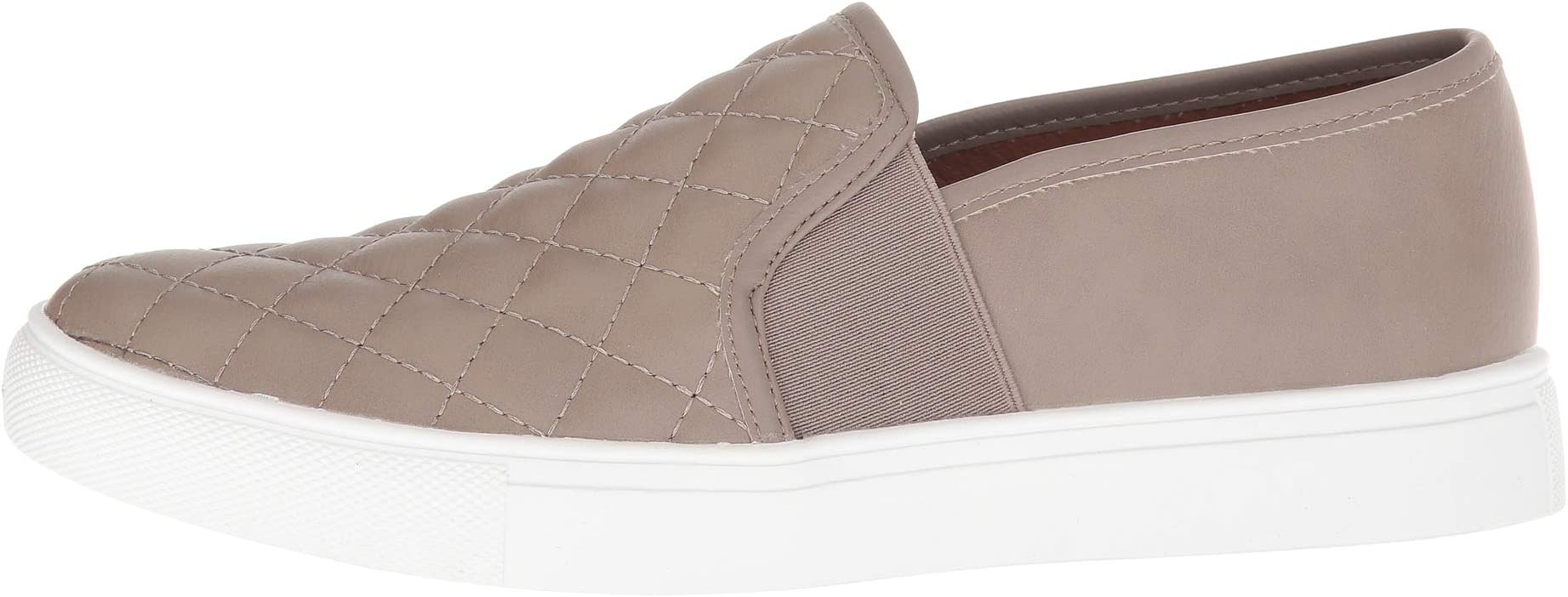 Sneaker Quilted synthetic leather upper