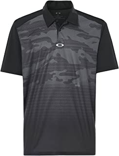 Oakley Men' Deep Rough Camo Polo