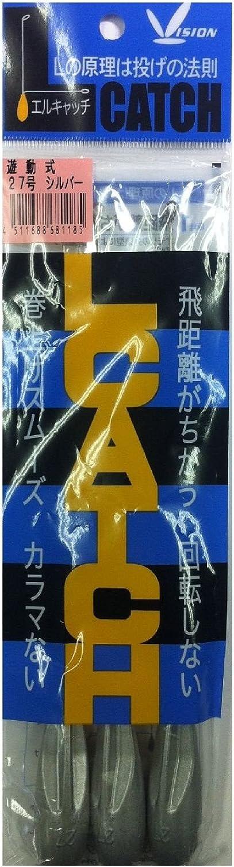 Fujiwara (FUJIWARA) L catch floating formula No. 27 Silver