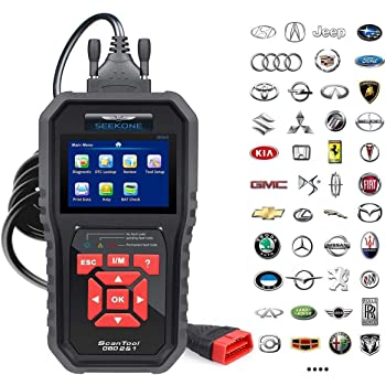 Upgrade Version LAUNCH OBD2 Scanner CR529 Enhanced Universal Car Code Reader Auto Diagnostic Scan Tool with Full OBDII Functions DTC Lookup Check Engine Light for All OBDII Car After 1996