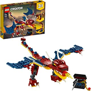 LEGO Creator Fire Dragon for age 7+ years old 31102