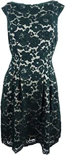 Women's Lace A-Line Dress