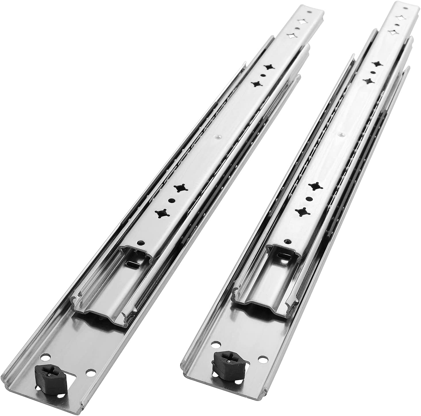 Betesy Hardware 1 Pair of 14 Inch l Ranking TOP14 Heavy 250 Special Campaign Slides Duty Drawer