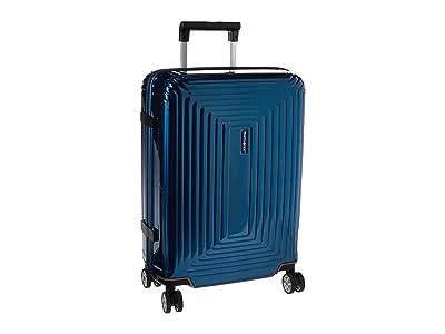 Samsonite Neopulse 20 Spinner (Metallic Blue) Luggage