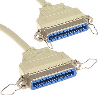 98C009 DB25 Female~Centronics 36C Male Parallel//Printer//LPT1 cable//cord