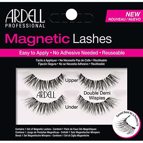 ee687865f3f Ardell Professional Magnetic Double Strip Lashes, Demi Wispies