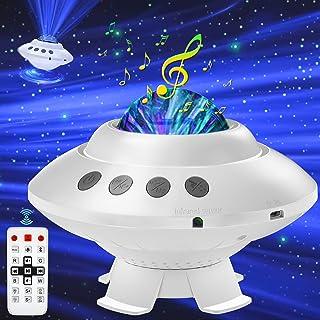 پروژکتور ستاره ، پروژکتور گلکسی ، پروژکتور نور شب با بلندگوی موسیقی بلوتوث
