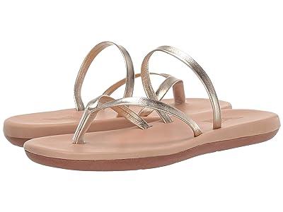 Ancient Greek Sandals Flip-Flop (Platinum) Women