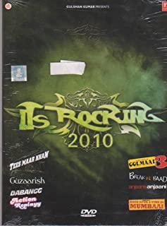 It's Rocking 2010 [Song Dvd] Super Hits of Bollywood Videos 2010