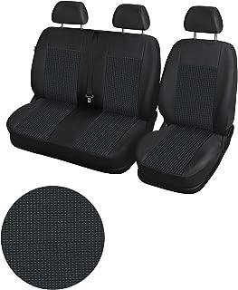 poli/éster, Impermeable Funda para Asiento de Coche Streetwize SWVSC5 Color Negro