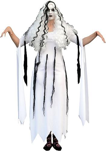 ¡envío gratis! Disfraz Disfraz Disfraz de Muerta Viviente Rob Zombie  60% de descuento