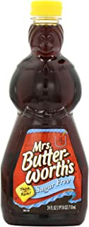 Mrs. Butterworth's Sugar Free Syrup, 24 Ounce