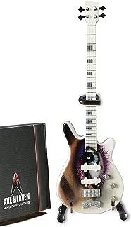 Fan Merch Prince Signature One Eye Bass Miniature Guitar Replica …