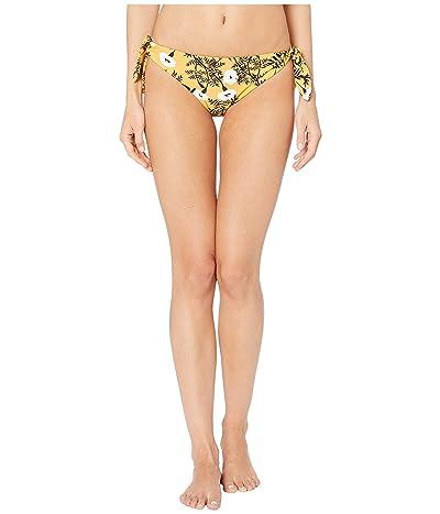 Roxy Wavy Soul Full Swim Bottoms (Honey Gold Honey) Women
