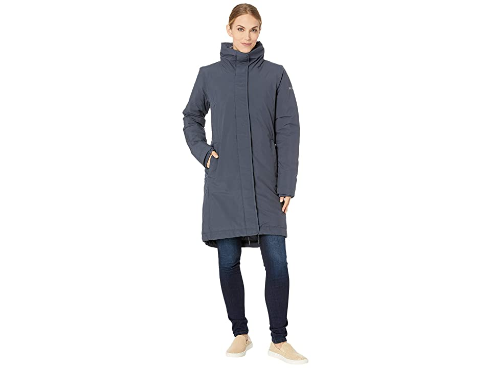 Columbia Hillsdaletm Reversible Parka (India Ink) Women