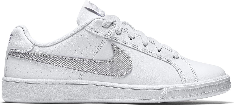 Nike Women's WMNS Court Royale Gymnastics shoes, White