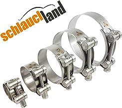 Gelenkbolzenschelle Schlauchschelle Bandschelle Spannbackenschellen GBS W1 /& W4 29-31mm W4 1 St/ück