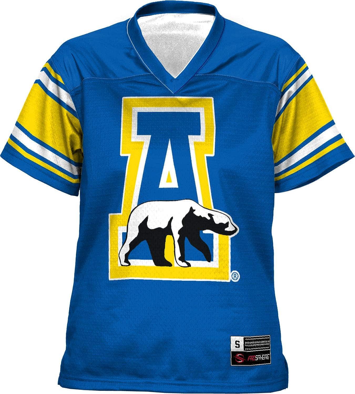 ProSphere University of Alaska Jersey Women's Atlanta Mall excellence Football Fairbanks