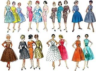 Vintage Fashion Fifties (7