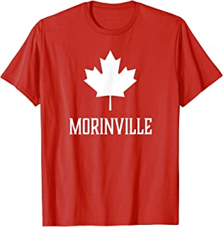 Morinville, Canada - Canadian Canuck Shirt