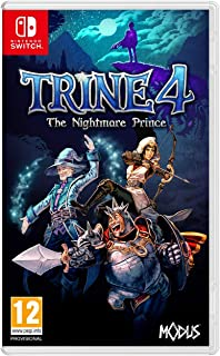 Trine 4: The Nightmare Prince - Nintendo Switch