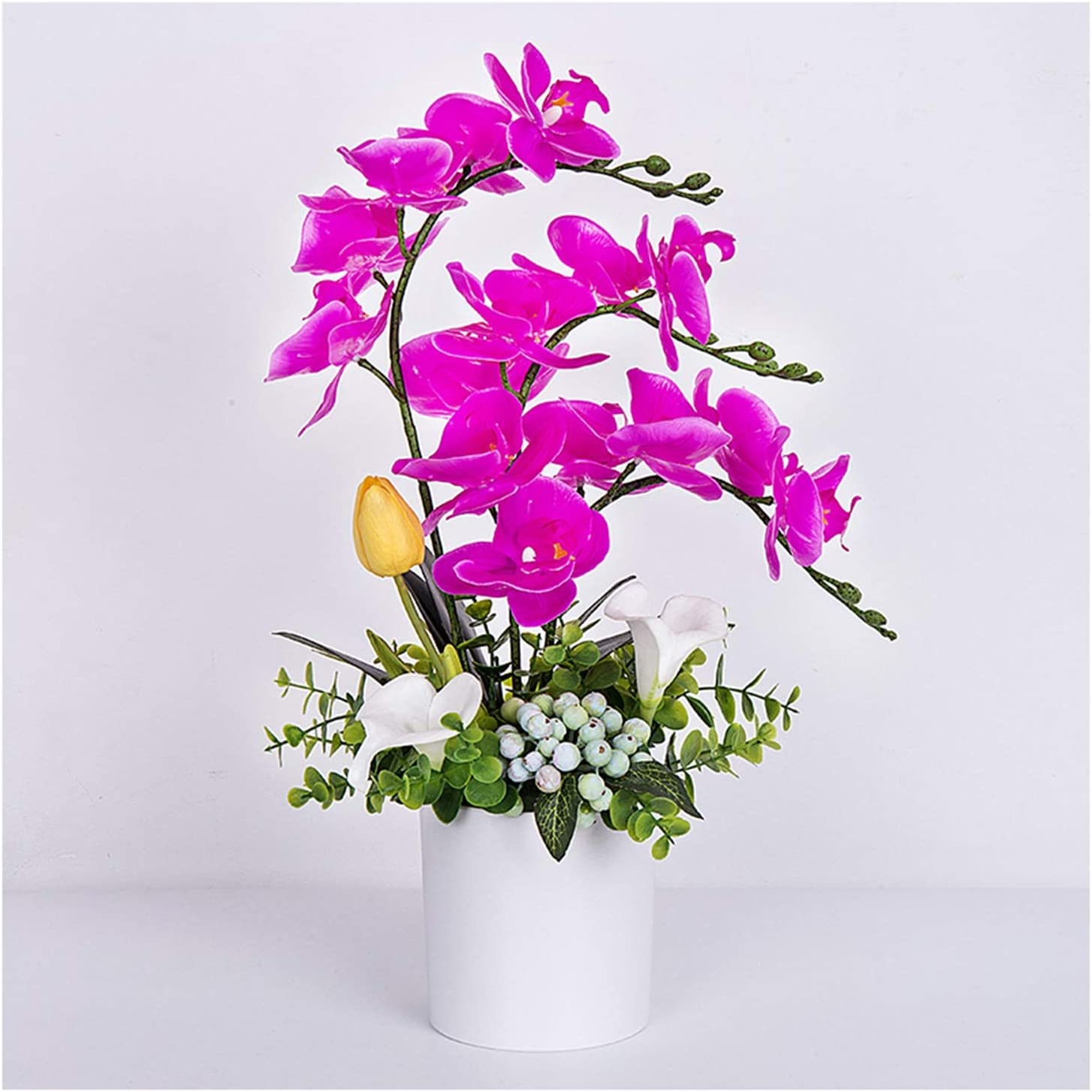 Artificial Flowers Butterfly Max 50% OFF Orchids Artif Lifelike - At the price of surprise