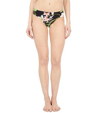 Trina Turk Moonlit Lotus Shirred Side Hipster